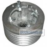 Шкив двигателя привода молотилки РСМ-10.05.00.108. фото 1