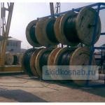 Система стеллажей для кабельных барабанов фото 1