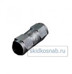 Клапан обратный трубного монтажа VU3/8BSP фото 1