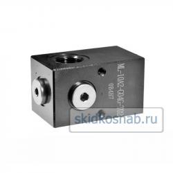 Корпус картриджного клапана ML-10A2-G04G-S02 фото 1