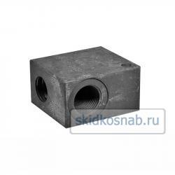 Корпус картриджного клапана ML-162A2-G04-S01 фото 1