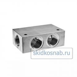 Корпус картриджного клапана ML-240-CDW-17A3-17A3-G10-A01 фото 1