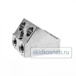 Корпус картриджного клапана ML-60-CDW-11A3-11A3-G04-A41 фото 1