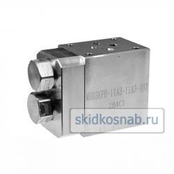 Корпус картриджного клапана MH03KPB-LR70-LS3N-A03