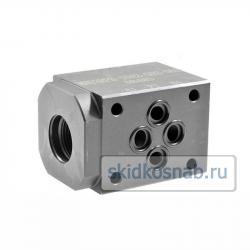 Корпус картриджного клапана MH03RPH-10A2-G02-S01 фото 1