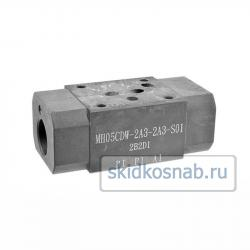 Корпус картриджного клапана MH05CDW-2A3-2A3-S01 фото 1