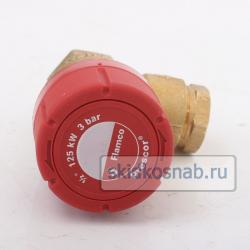 Клапан  Prescor 3 bar 1-2 фото 4