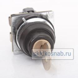 ПЕ-181 модульный поворотный переключатель - фото 2