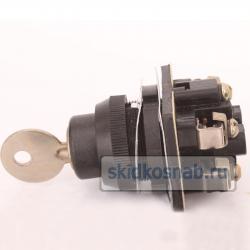 ПЕ-181 модульный поворотный переключатель - фото 3