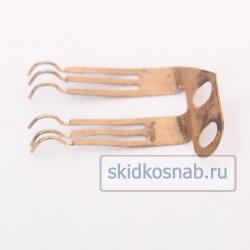 Щетка У-04.131.01-01 драгметалл фото 2